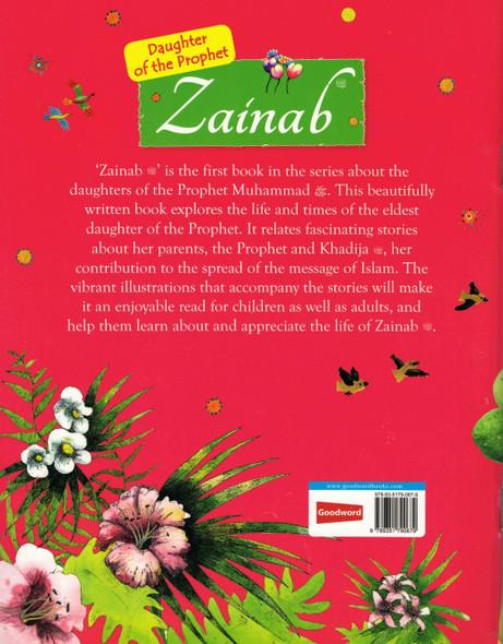 Zainab,Daughter Of The Prophet,9789351790679,