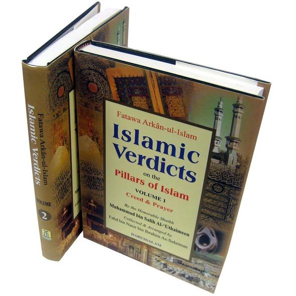 Islamic Verdicts on the Pillars of Islam 2 Vol  Set