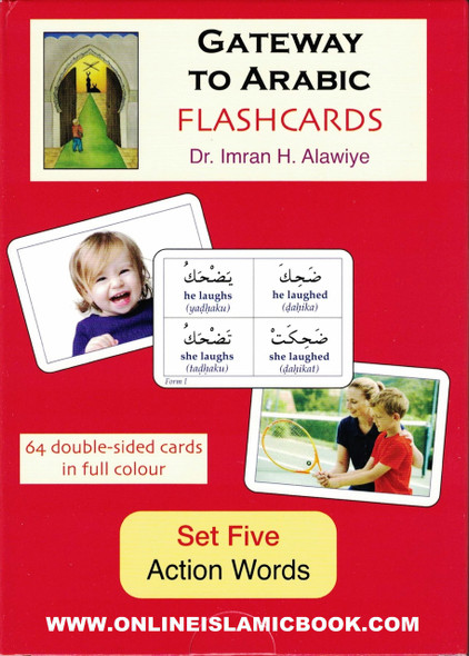 Gateway To Arabic Flash card Set Five (Action Flashcards)