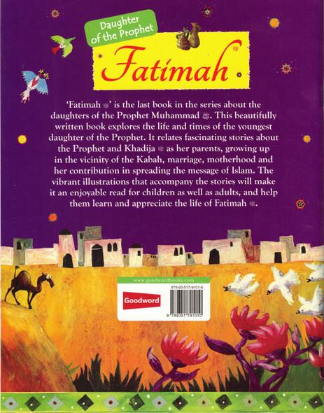 Fatimah,Daughter of the Prophet,9789351791010,