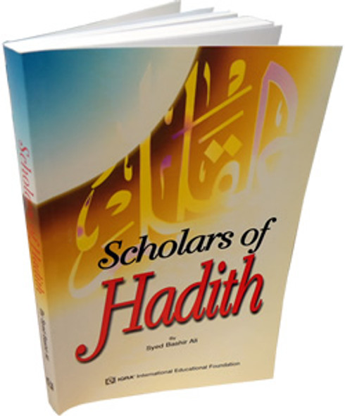 Scholars of Hadith By Syed Bashir Ali