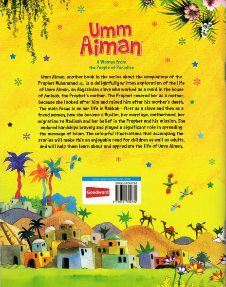 Umm Aiman, A Women From The People of Paradise,9789351790730,