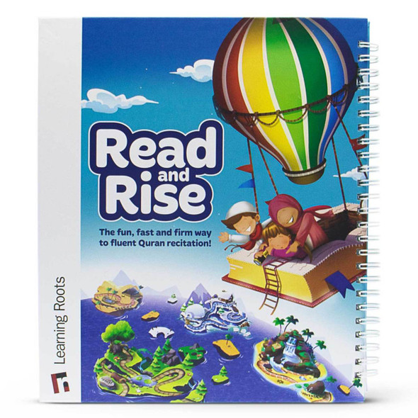 Read and Rise, The Fun, Fast and Firm way To Fluent Quran Recitation