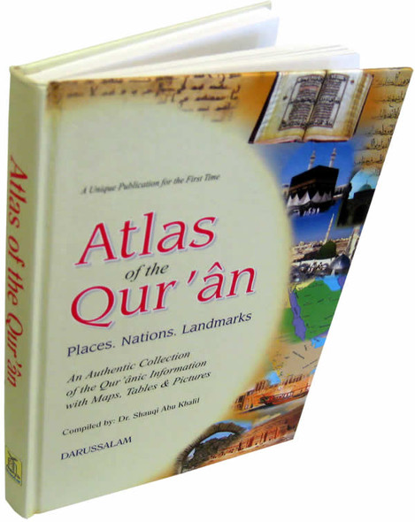 Atlas of the Quran By Shawqi Abu Khalil