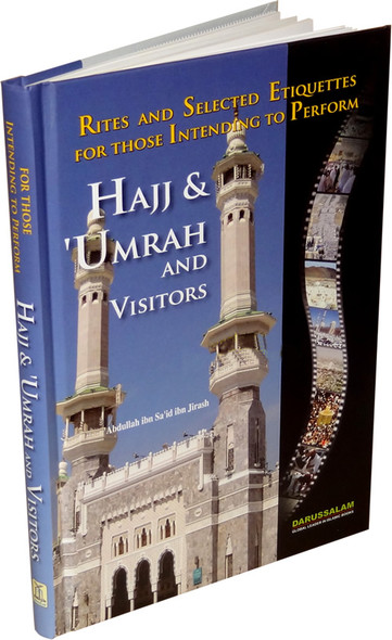 Hajj & Umrah and Visitors (Full Color)