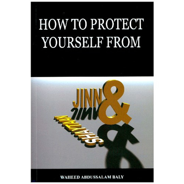 How To Protect Yourself From Jinn & Shaytaan With 2 Audio CDs