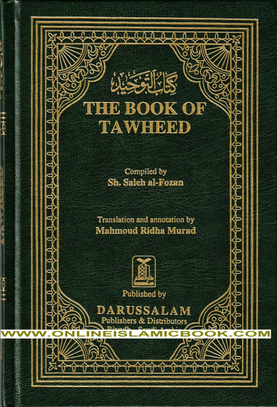 Book of Tawheed ,Oneness of Allah