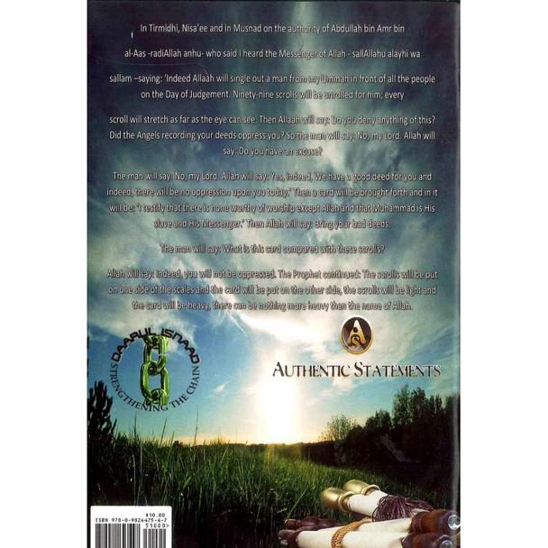 40 Hadith with CD on the Virtues of Laa Ilaaha Illa Allah