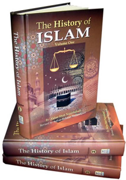 History of Islam (3 Vol. Set) By Akbar Shah Najeebabadi