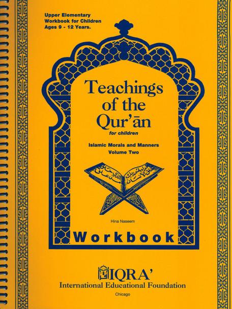 Teachings of the Quran Workbook Volume 2