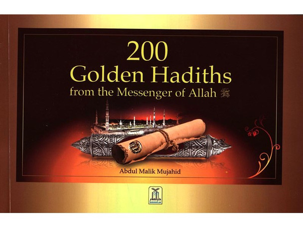 200 Golden Hadiths From The Messenger Of Allah,9786035001625,