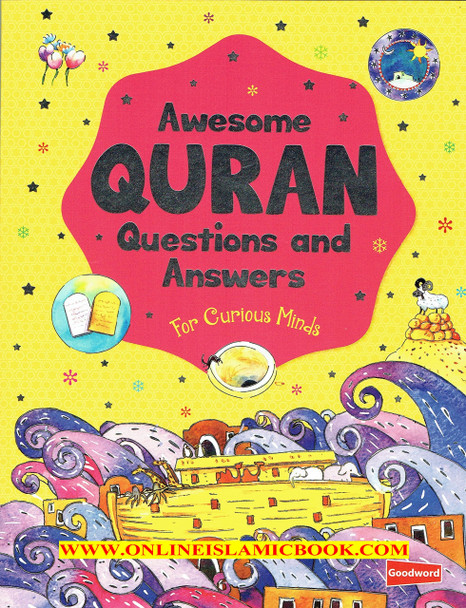 Awesome Quran Questions and Answers for Curious Minds