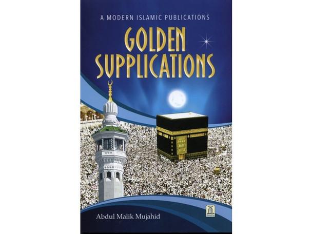 Golden Supplications ( A Modern Islamic Publications ),9786035003414,