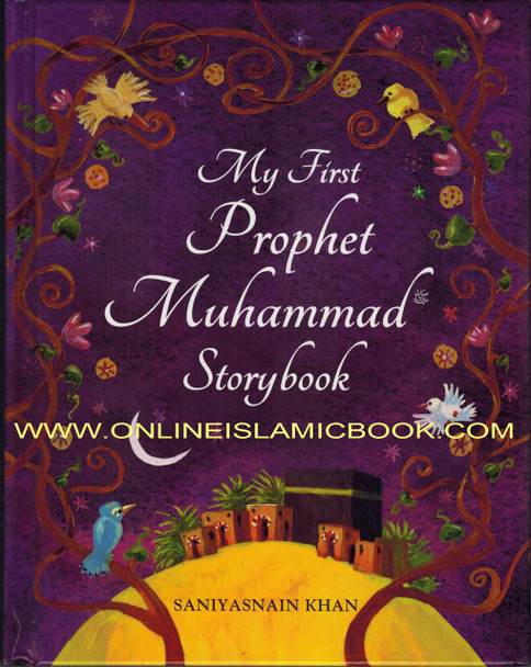 My First Prophet Muhammad Storybook,9789351790495,