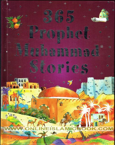 365 Prophet Muhammad Stories,Hardcover,9789351790563,
