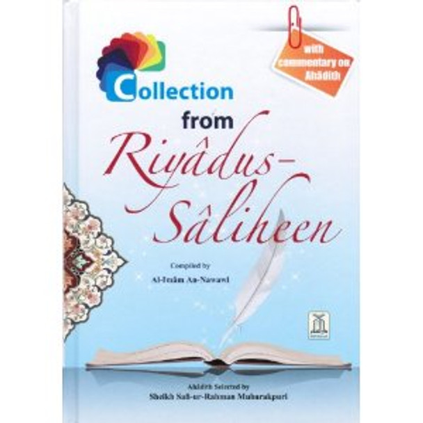 Collection from Riyad-us-Saliheen (Full Color Edition) By Imam An-Nawawi