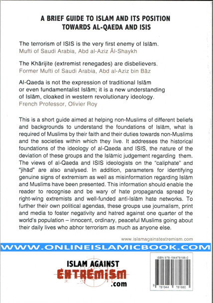 A Brief Guide To Islam And Its Position Towards Al-Qaeda & ISIS