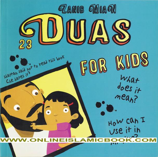 23 Duas for Kids (Zanib Mian)