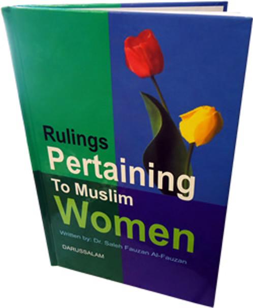 Rulings Pertaining to Muslim Women