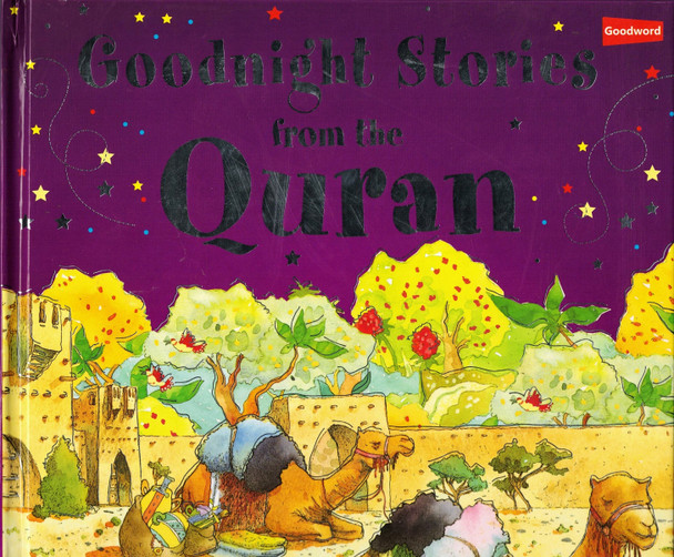 Goodnight Stories from the Quran,9788178983462,