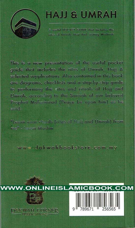 Hajj & Umrah (Booklet Size)