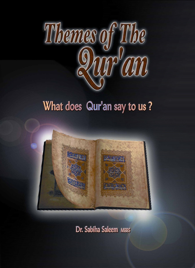 Themes of the Quran What does Quran Say to Us?