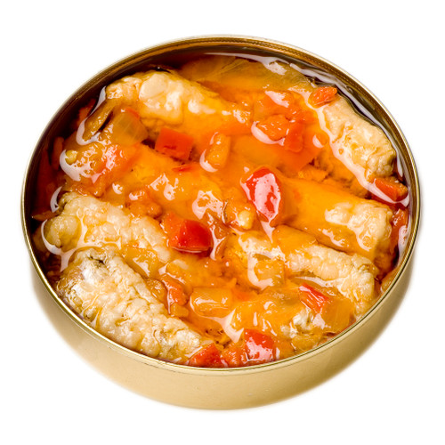 Sardines in Xouba sauce by Ramón Peña