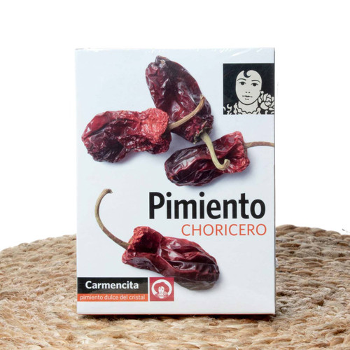 Sweet Crystal Peppers -Pimientos Choriceros- Carmencita