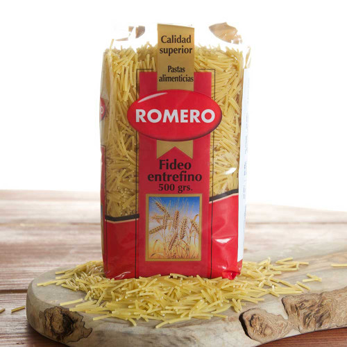 Fine Noodle by Romero