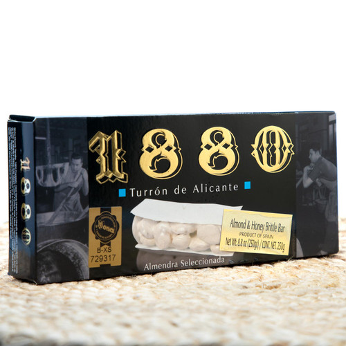 Turron de Alicante - Hard Nougat by 1880