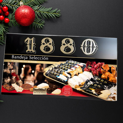 Turron Gift Collection by 1880 - Bandeja Selección