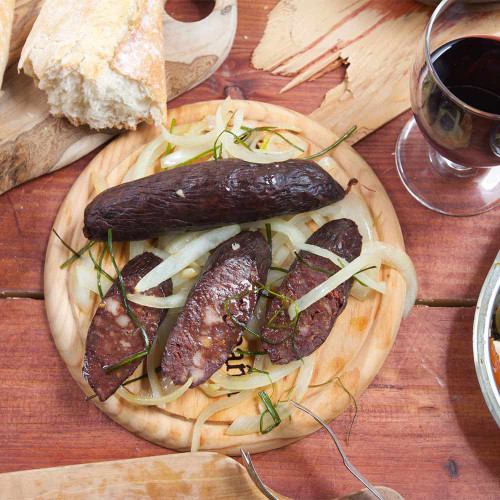 Morcilla with Rice - Black Sausage by Doña Juana