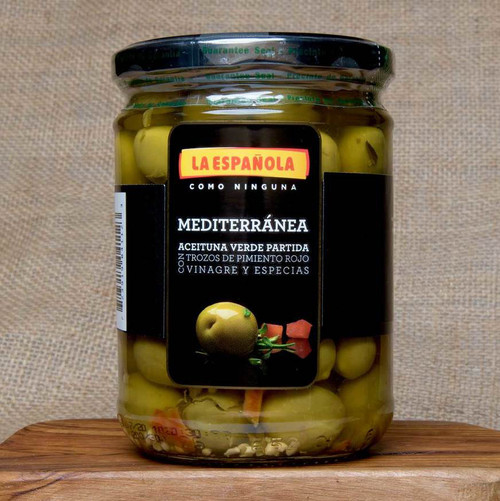 La Española Mediterranea Olives.