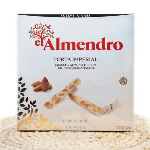 Torta Imperial round by El Almendro