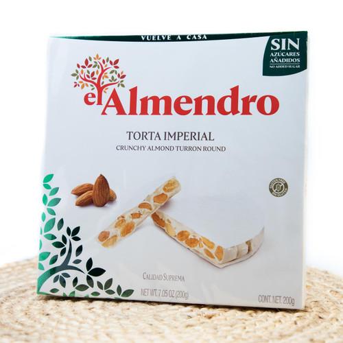 Sugar-free Torta Imperial by El Almendro