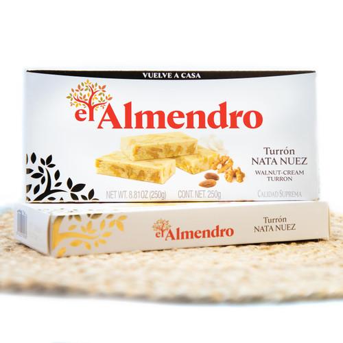 Walnuts and Cream Marzipan by El Almendro