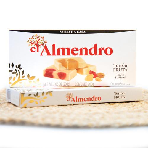 Turron de Frutas El Almendro