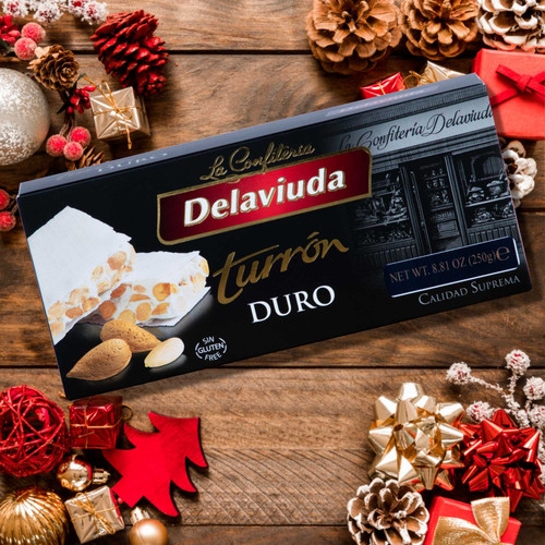 Honey and Almond - Turron Duro by DeLaViuda
