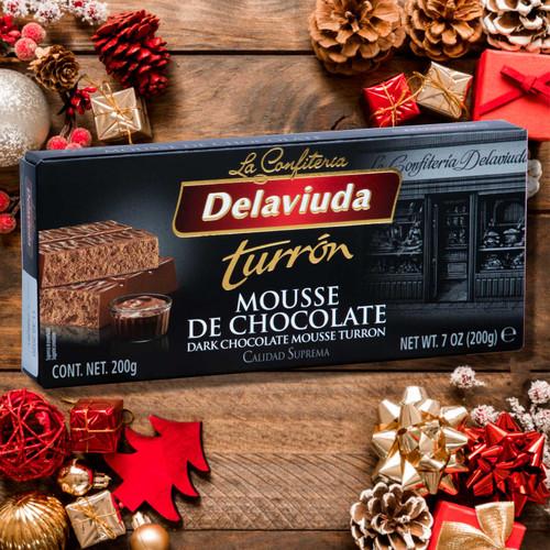 Chocolate Mousse Turron by DeLaViuda
