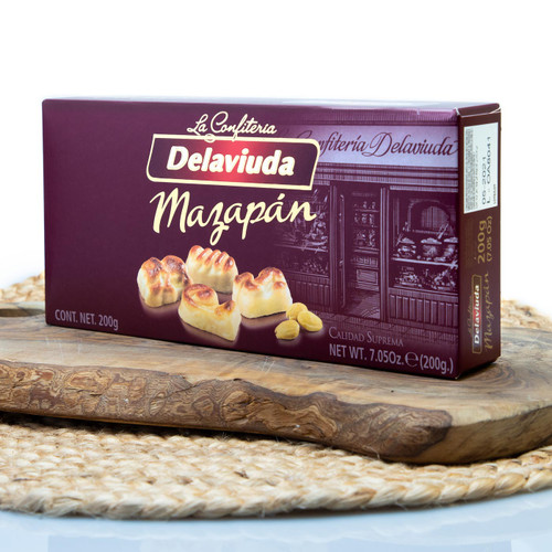 Marzipan Shapes by DeLaViuda