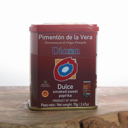 Pimenton de la Vera - Spanish Paprika by Chiquilin
