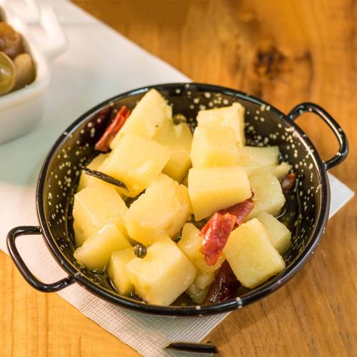 Mini Paella for tapas