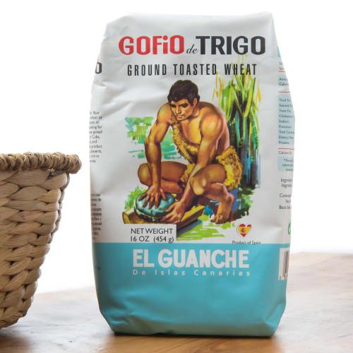 Wheat Gofio by El Guanche