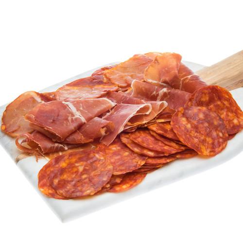 Delicias de España Sample Tapa Plate