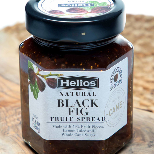 Helios Confitura Natural Black Fig 11.6 oz