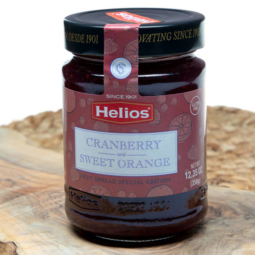 Helio Fruit Spread Special Edition Cranberry 12.35 oz