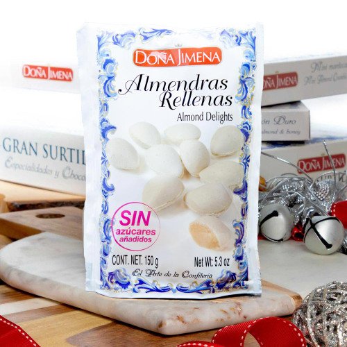 Sugar-free Almond Delights by Dona Jimena