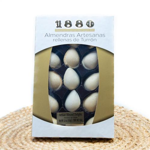 Almendras Rellenas - Artisan Almond Delights by 1880