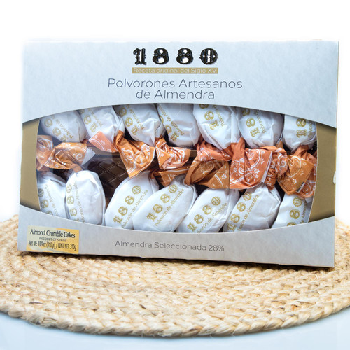 Artisan Crumble cakes by 1880
