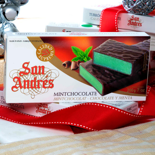 Mint Chocolate Nougat by San Andres